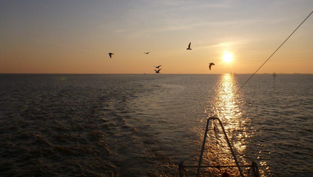 Nordseetaufe